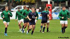 6N: Irlanda anunció su plantel de cara al debut