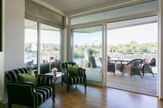 Borgestadholmen - Meget delikat og lekker leilighet med fantastisk beliggenhet i 3.etg. 2 bad. Heis. Garasje. Båtplass.   FINN.no