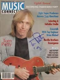 Image result for Magazine covers Tom Petty has appeared on