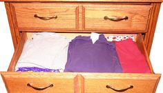 Don't pack clothes from drawers in boxes. Take the drawer out, place a towel over it so it's covering everything in the drawer. Use painters tape to tape everything secure. Put drawer back in chest. Tell the movers ahead of time that you've done this, so they don't get hurt trying to move it!