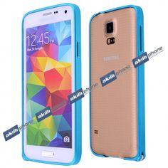Samsung Galaxy S5 i9600 G900 Metal Bumper Çerçeve Kılıf