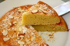 Recette Gâteau aux amandes facile au Cookeo