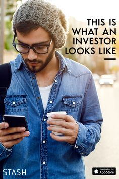 Think investing is not for you? Think again. Stash is the app that makes investing easy and you can even get started with as little as $5. Create your own portfolio, learn to invest and gradually build your stash in a way that works for you. Download Stash for free today!