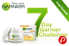 #7daygarnierchallenge - Get Free Sample of The Garnier. http://www.paisebachaoindia.com/7daygarnierchallenge-get-free-sample-of-the-garnier/