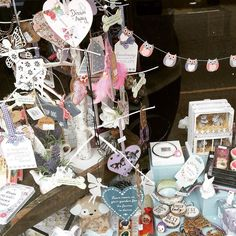 A little peak of our window display  #shop #gifts #giftshop #cute #norfolk #lovegifts #homedecor #followback #follow #stalham #shoplocal #hightstreet #england #norfolk #norfolkbroads #shopdog #adventure #like #followforfollow #craft #local #shoplocal #igshop #littleshop #cuteshop #love #shabbychic #unique #uniquegiftshop #sunnystalham http://bit.ly/1qOREfG by uniquegiftsforall