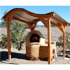 how to build a cob oven - Google Search