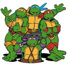 This is best Ninja Turtle Clip Art Wallpapers Tmnt Cartoon Teenage Mutant Ninja Turtles Arcade Attack for your project or presentation to use for personal or commersial.