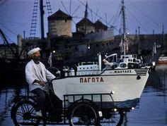 Rhodes Greece 1962 by Dmitri Kessel