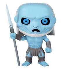Figurine White Walker (Game Of Thrones) - Figurine Funko Pop http://figurinepop.com/white-walker-game-of-thrones-funko