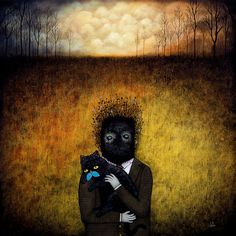Even Fiends Need Friends by Andy Kehoe