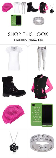 """""""Untitled #104"""" by zeph-punk ❤ liked on Polyvore featuring Essentiel, Ash and Kate Spade"""