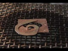 Here is a demonstration of sweat soldering two pieces of metal. I am using 20 gauge brass and copper, which can be safely heated to a medium to bright red to...