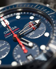 Omega Seamaster 300M Co-Axial Chronograph 41.5mm Watch Review   Page 3 of 3   aBlogtoWatch