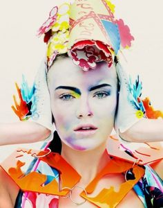 Emma Lundgren (London, UK) – For Dazed Digital