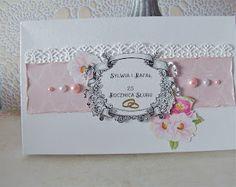 Moje biurko: Kartka w pudełku na rocznicę ślubu