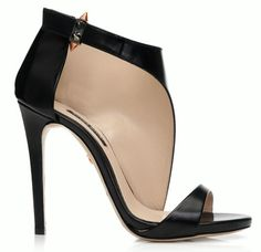 "Ruthie Davis Fall ""13"" NIKKI - cut out heel"