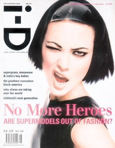 Shalom Harlow, Photography Craig McDean, Styling Edward Enninful, Hair Eugene, Make-Up Pat McGrath. [The Subversive Issue, no. 141, June 1995]