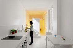 Appartement Spectral par Betillon / Dorval Bory - Journal du Design
