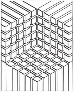 Modern Patterns Optical, Botanical, Circular Linear, Molecular and ...