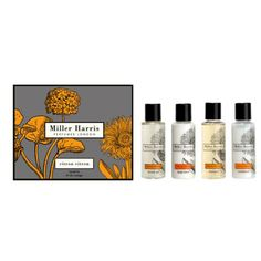 Miller Harris Citron Citron Travel Set 4 x 60ml