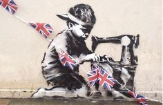 New Banksy Piece Spotted In London