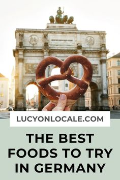 10 Local Foods to Try in Germany: German food is renowned, and no trip to Germany would be complete without trying schnitzel, apfelstrudel, and more! Europe Travel Tips, Travel Guides, World Cities, Walking Tour, Germany Travel, Foodie Travel, Travel Inspiration, Tours, Munich Germany