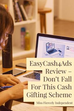 EasyCash4Ads Review – Don't Fall For This Cash Gifting Scheme  #review #scamalert #businesstips