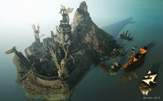 Game of Thrones locations recreated in Minecraft - 13 of 17
