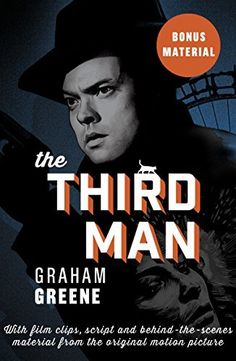 The Third Man: Enhanced Edition with Film Clips, Script and Archive Material from the Motion Picture Graham Greene via https://www.bittopper.com/item/the-third-man-enhanced-edition-with-film-clips-script-and/ebitshopa7e5/
