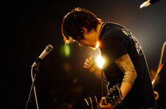 横山健(Photo by JON)