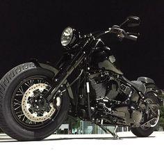 Harley Davidson 2016 Softail Slim S