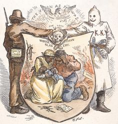This is a picture of a political cartoon of Lincoln's plan for ...