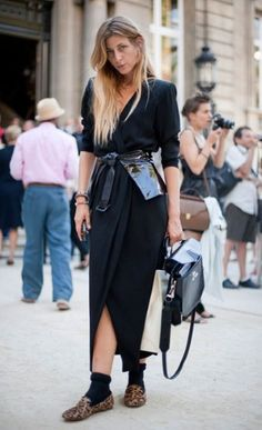 Ada Kokosar at Milan fashion week