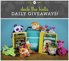 Deck the Halls with Animal Jam $250 Giveaway