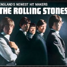 Title: England's Newest Hit Makers. Artist: The Rolling Stones. Limited Edition vinyl LP repressing of this classic Rolling Stones album, originally released in The Rolling Stones, Rolling Stones Album Covers, Rolling Stones Albums, Rock Album Covers, Rock & Pop, Rock N Roll, Mick Jagger, Classic Rock Albums, Man Stuff