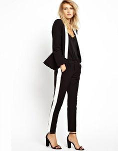 Idees tailleur pantalon femme tailleur femme pantalon vetements chic