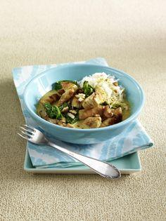 Unser beliebtes Rezept für Puten-Curry mit Blattspinat und Cashewkernen und mehr als 55.000 weitere kostenlose Rezepte auf LECKER.de.