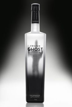 Frozen Ghost Vodka, The Supernatural Super Premium Vodka