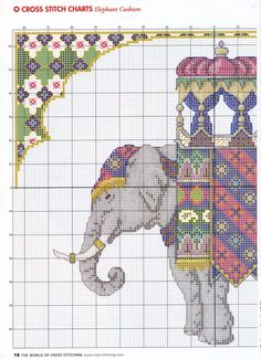 Gallery.ru / Фото #10 - The world of cross stitching 072 июнь 2003 - WhiteAngel
