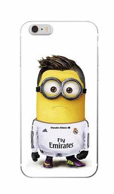 Coque Iphone C Real Madrid