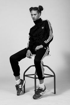 ADIDAS I love and always have loved this brand especially their full track suits. Started with RUN DMC of course. #adidas #threestripes #adolfdassler #originals