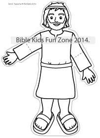 bible coloring pages about aaron-#26