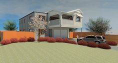 LAB Design - Toowoomba Passivhaus Lab, Mansions, House Styles, Design, Home Decor, Decoration Home, Room Decor, Fancy Houses, Mansion