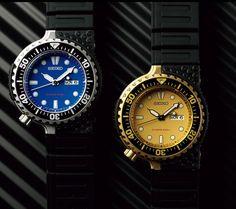 TimeZone : Industry News » N E W M o d e l - Seiko Prospex Diver Scuba Giugiaro Design