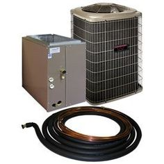Winchester Air Conditioner Quick Connect System 4rac36q-30 - 36000 Btu 13 Seer by HAMILTON HOME PRODUCTS. $2130.00. Winchester 3 Ton A/C 13 Seer R410A Quick-Connect System This 13 SEER, 3-ton air conditioning system delivers 36,000 BTU of cooling comfort, while reducing installation time and expense. Each component of the system comes pre-charged with ozone-safe R-410A refrigerant to meet all EPA standards. Quick-connect fittings eliminate the need for brazing or charg...