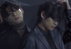 Taekook, Dark City, Vkook Fanart, Foto Jungkook, Bts Playlist, Blackpink Fashion, Bulletproof Boy Scouts, Kpop, Bts Korea