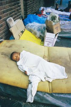 Child living in streets South Africa, Toddler Bed, Colour, Children, Child Bed, Color, Young Children, Boys, Kids