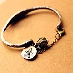 Discount China china wholesale C-type Female Simple Delicate Bracelet 6536 [6536] - US$0.99 : Bluelans
