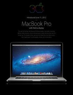 MacBook Pro - Retina Display > 2012