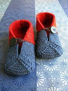 plegar zapatillas.  por oomaioo